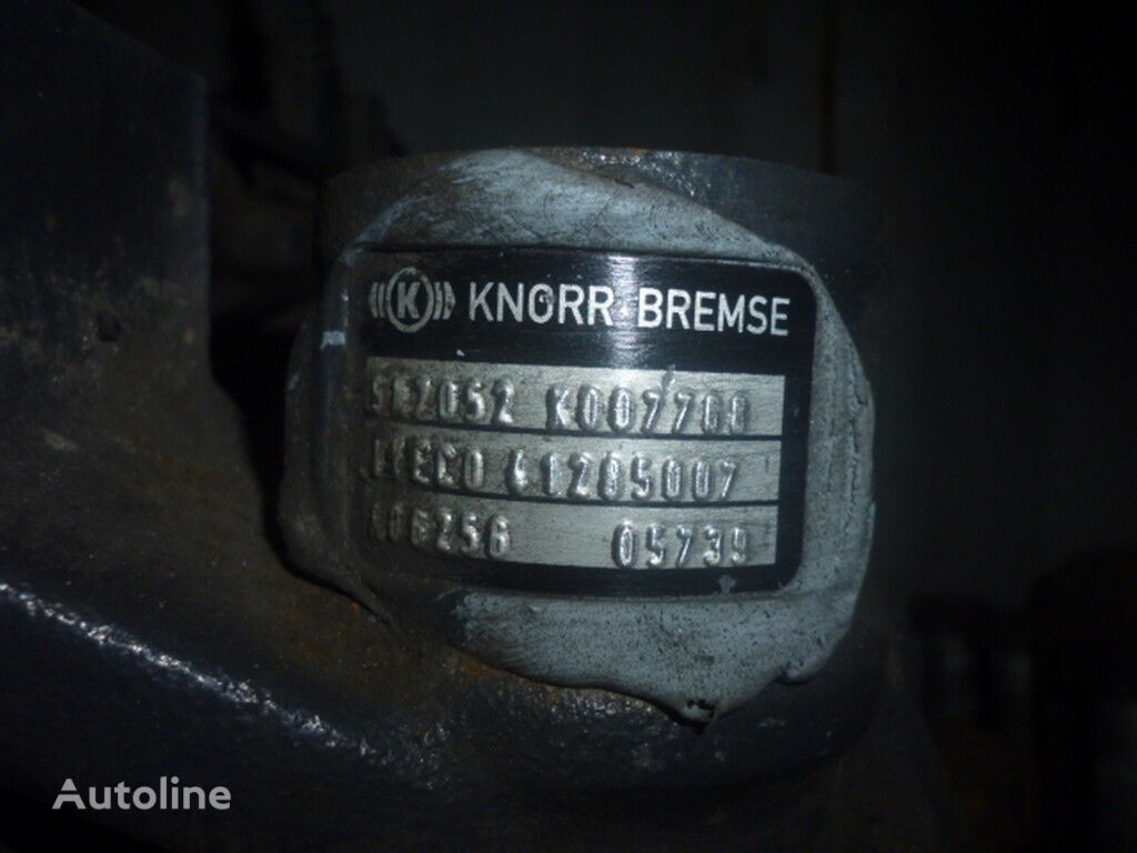 tormoznoy levyy IVECO etrier de frein pour camion
