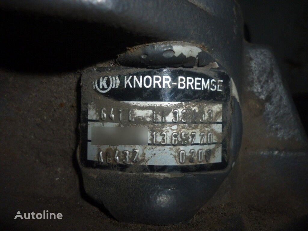 tormoznoy levyy Scania etrier de frein pour camion