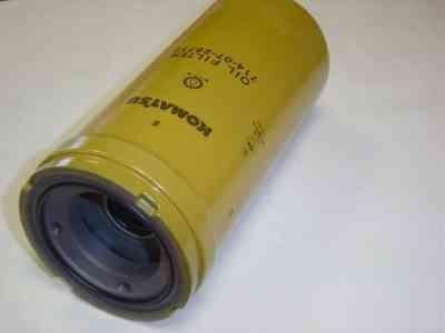 KOMATSU filtre hydraulique pour KOMATSU GD555-3; GD555-3C; GD555-5; GD655-3; GD655-3EO; GD655-5; GD675-3 niveleuse neuf