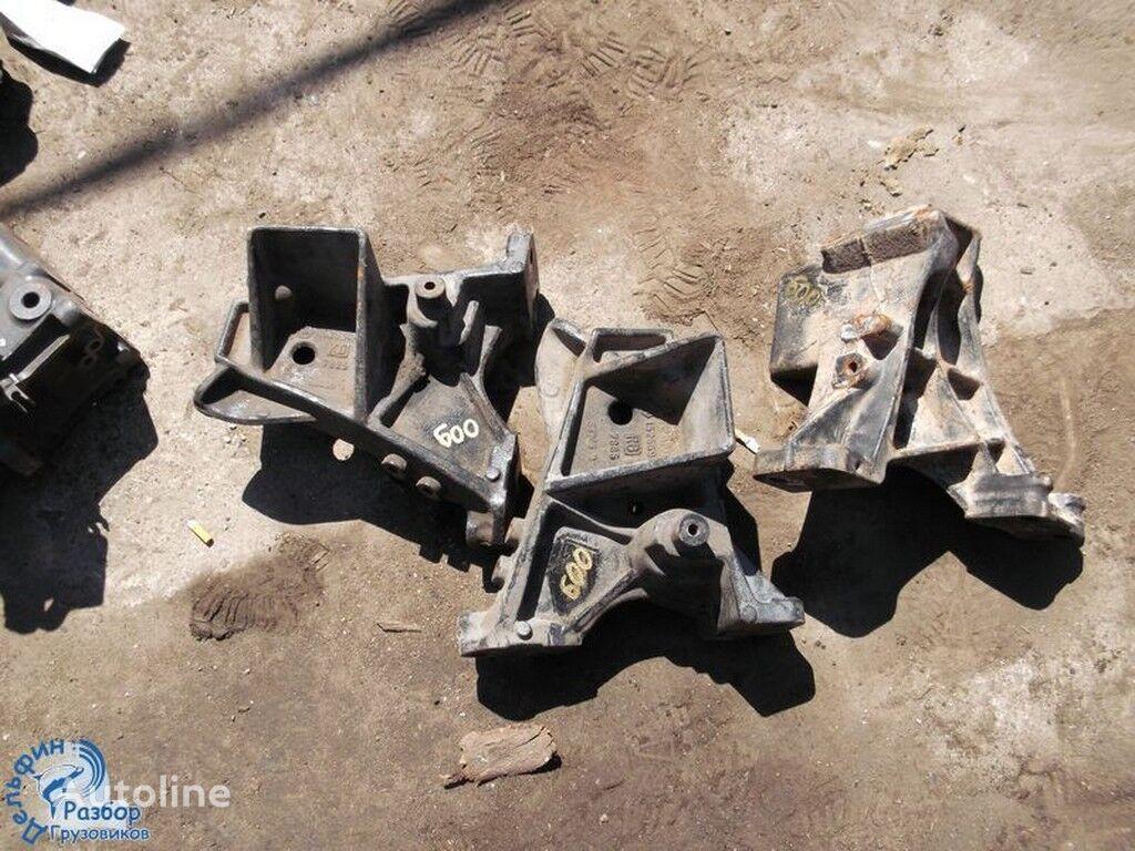 bampera chugunnyy Scania fixations pour camion