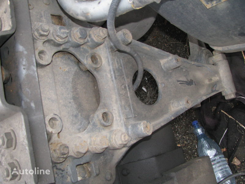 Kronshteyn ramy fixations pour DAF tracteur routier