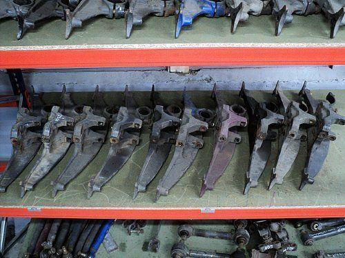 DAF MOCOWANIE PODUSZEK ZAWIESZENIA fixations pour DAF XF 95 / XF 105 tracteur routier