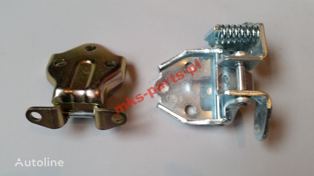 DOOR HINGES (KIT) - fixations pour MITSUBISHI CANTER - ZAWIAS - KOMPLET camion neuf