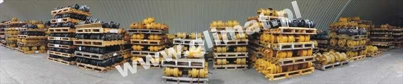 galet de roulement pour HANOMAG D600 matériel de TP neuf