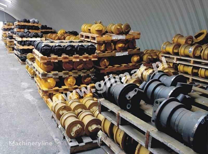 galet porteur pour HANOMAG D600 matériel de TP neuf