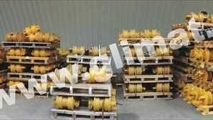galet porteur pour HITACHI EX200 matériel de TP neuf