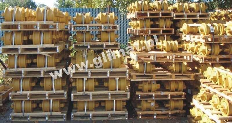 galet porteur pour JCB JS220 matériel de TP neuf