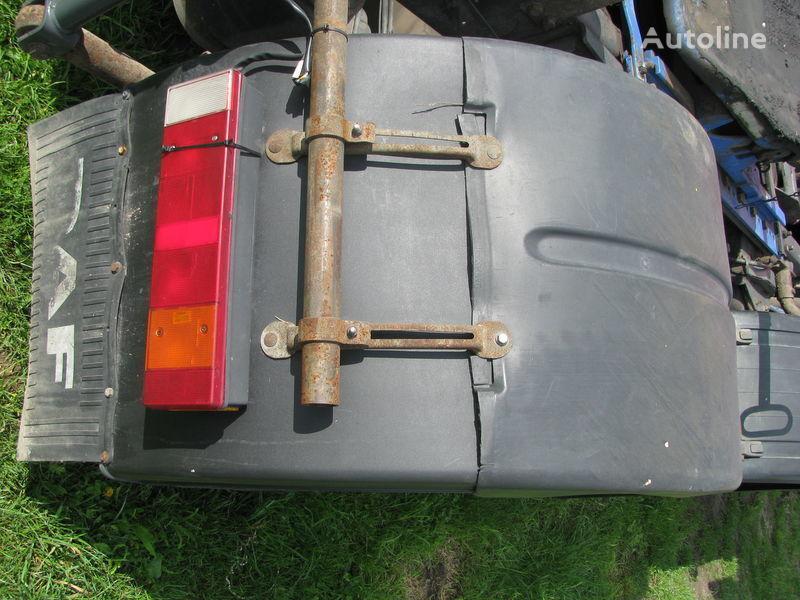 Podkrylki garde-boue pour DAF tracteur routier