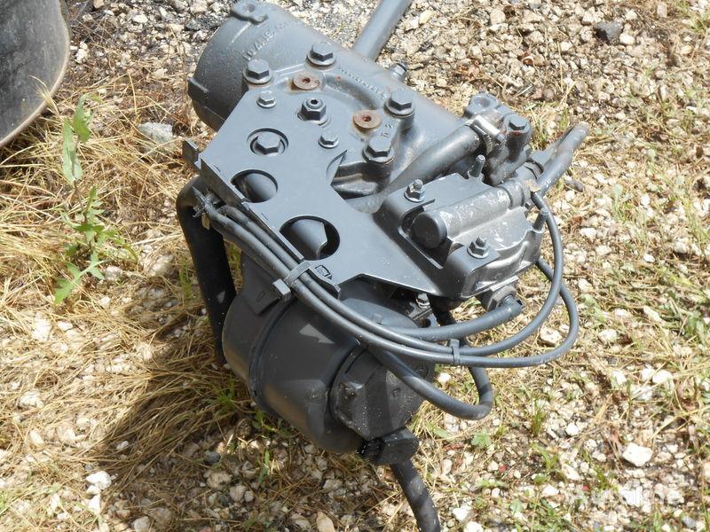 NR. 8099955612 IVECO TRAKKER 2/3/4/Achser STRALIS 2/3/4 Achser mécanisme de direction pour IVECO TRAKKER AD/AT camion