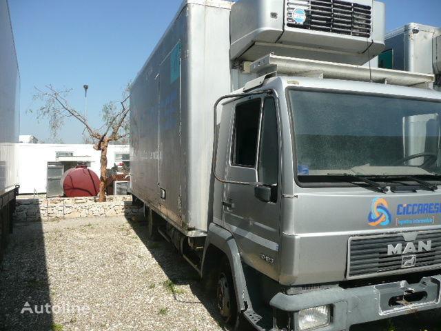 MAN Motor 10.163 D0824LFL09. Getriebe 6 Gang ZFS6-36 moteur pour camion