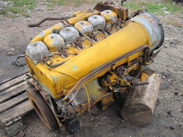 Deutz BF6L913 moteur pour excavateur
