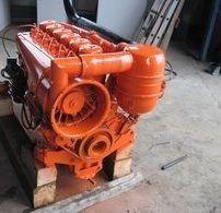 Deutz BF6L912 moteur pour excavateur