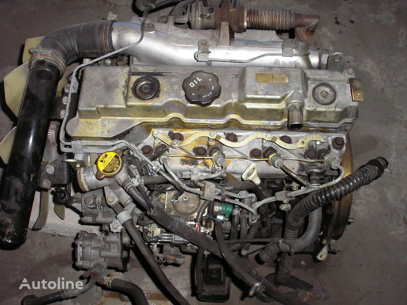 Mitsubishi 4M40 moteur pour camion