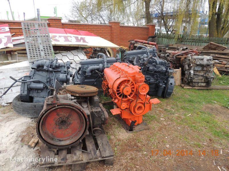 Deutz Andoria Perkins CAT moteur pour excavateur
