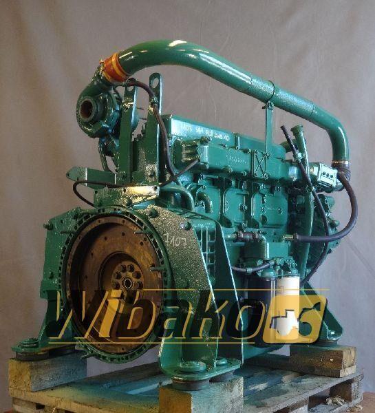 Engine Volvo D6A250 moteur pour D6A250 autre matériel TP