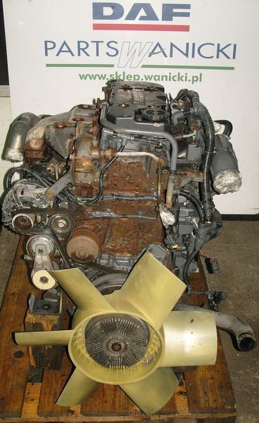 DAF KOMPLETNY EURO 3 moteur pour DAF LF 45 tracteur routier