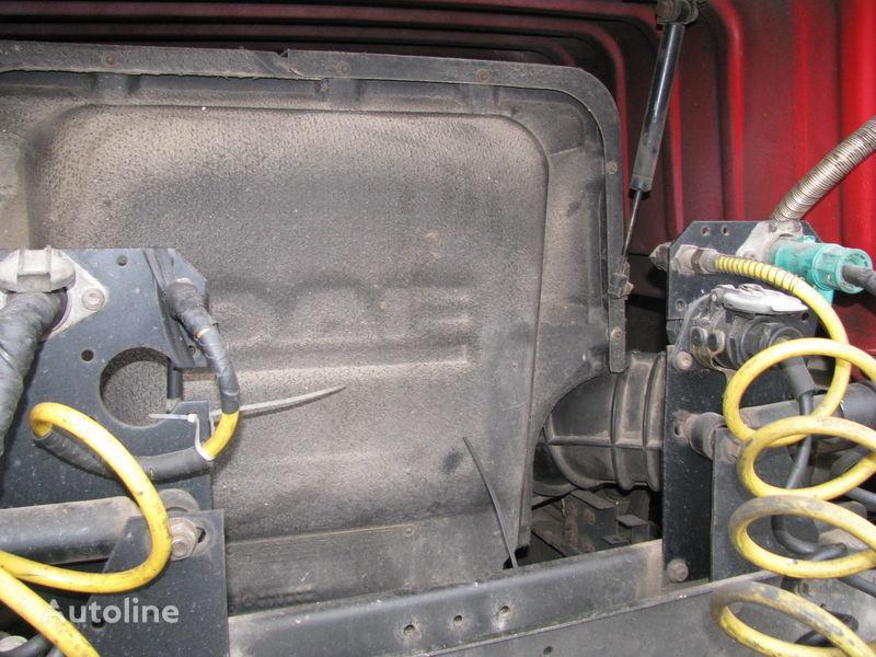 DAF Zashchita dvigatelya moteur pour DAF XF,CF tracteur routier