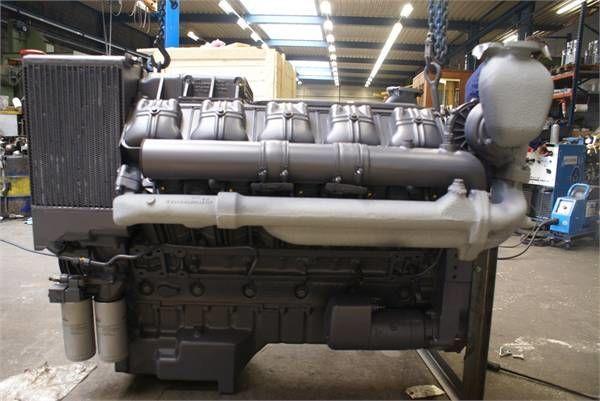 moteur pour DEUTZ BF10L513 excavateur
