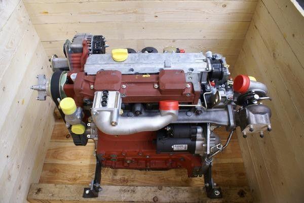 moteur pour DEUTZ BF4M2012 excavateur