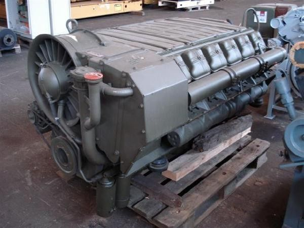 moteur pour DEUTZ F12L413 autre matériel TP