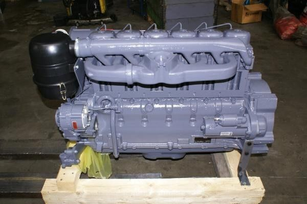 moteur pour DEUTZ F6L912 autre matériel TP