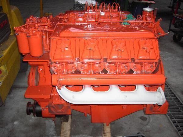 moteur pour DEUTZ F8L714 autre matériel TP