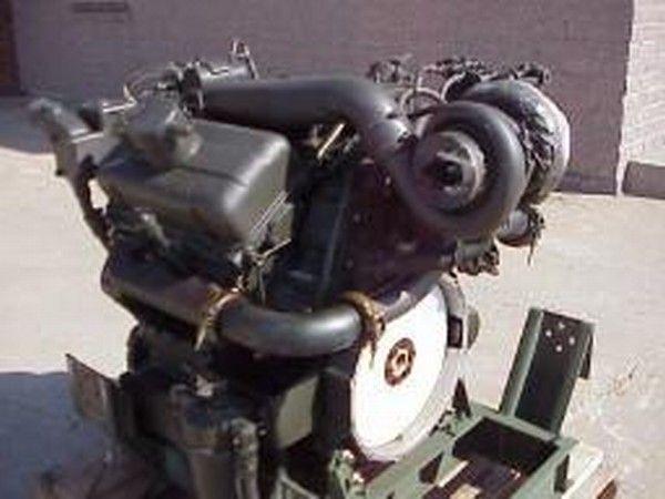 moteur pour Detroit 6V53T excavateur