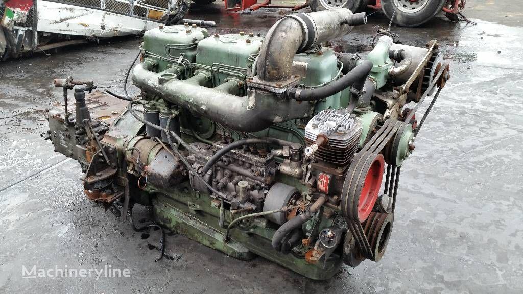 moteur pour HANOMAG henschel 3 6.80 chargeur sur pneus