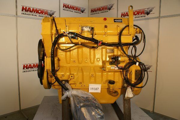 moteur pour JOHN DEERE 6125 HF tracteur neuf