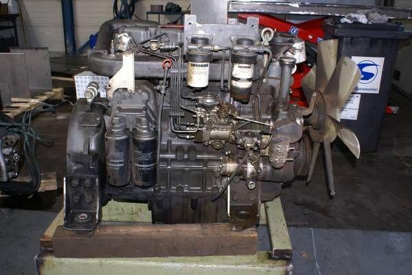 moteur pour LIEBHERR LONG-BLOCK ENGINES autre matériel TP