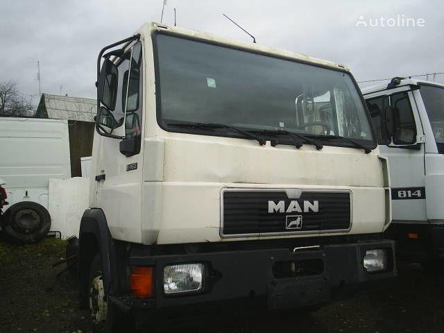 MAN D0824 moteur pour MAN 8.163 camion