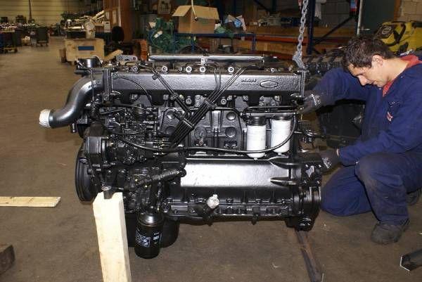 moteur pour MAN D0826 LF 03 bulldozer