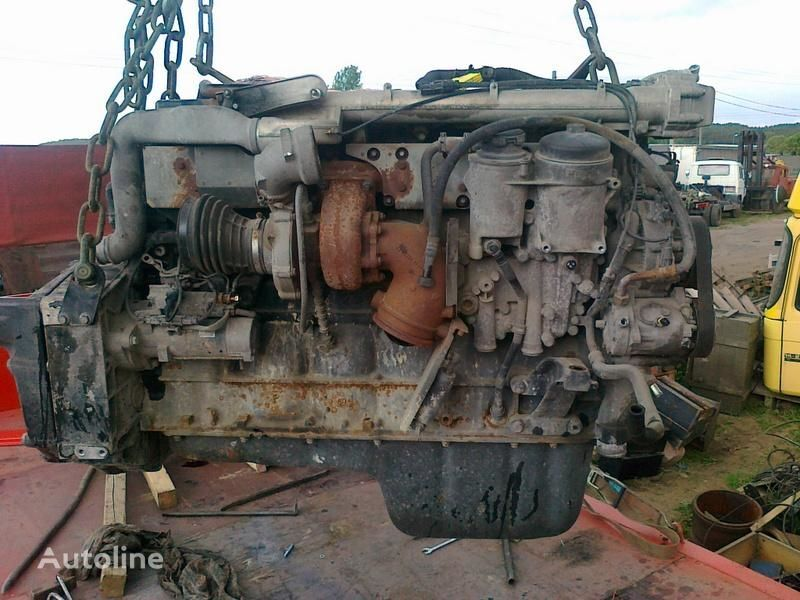 moteur pour MAN D20 D26 D2066 na czesci 350 430 390 440 480 tracteur routier