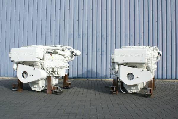 moteur pour MAN D2842LE409 tracteur routier