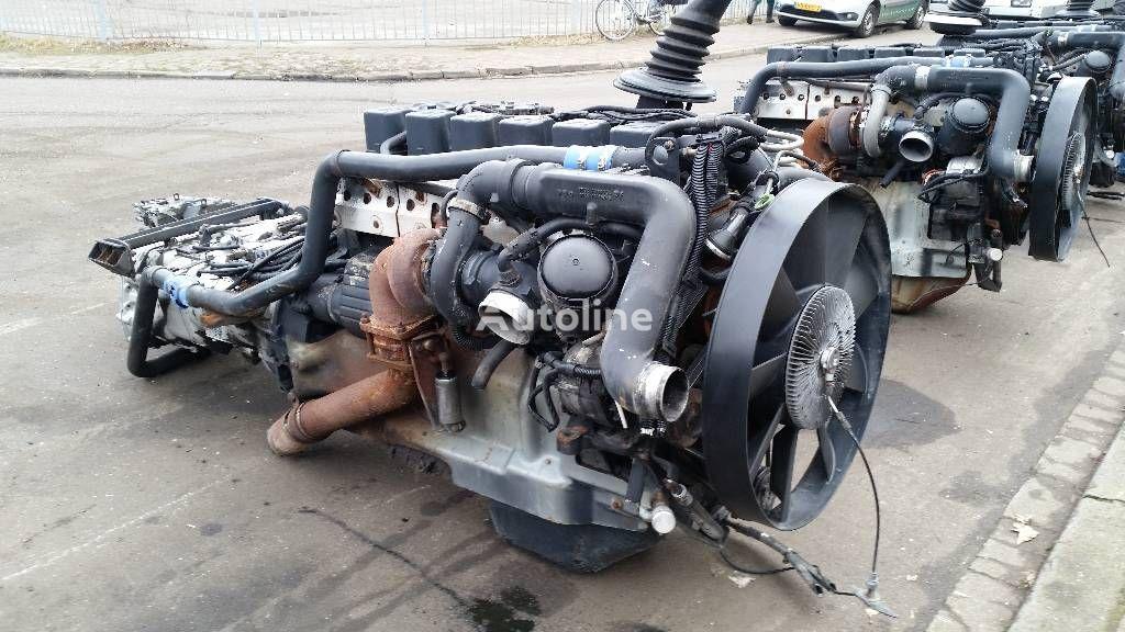 moteur pour MAN D2866LF20 tracteur routier