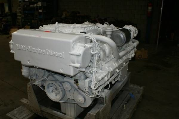 moteur pour MAN MAN MARINE autre matériel TP
