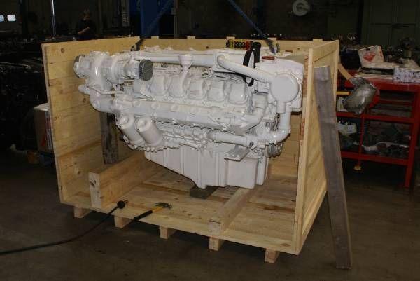 moteur pour MAN RECONDITIONED ENGINES camion
