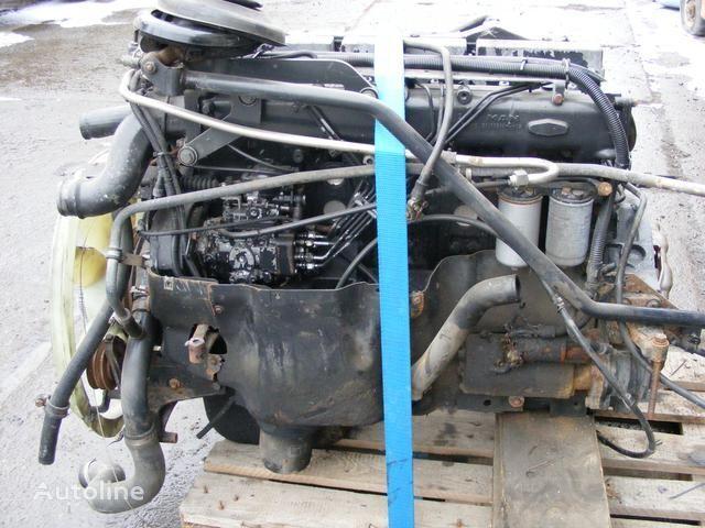 moteur pour MAN motor 290 HP camion