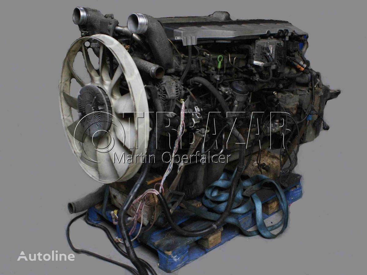 moteur pour MAN motor 480 HP EURO 4 camion