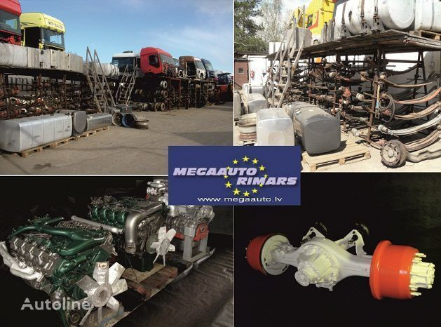 moteur pour MANY TYPES AND MODELS camion