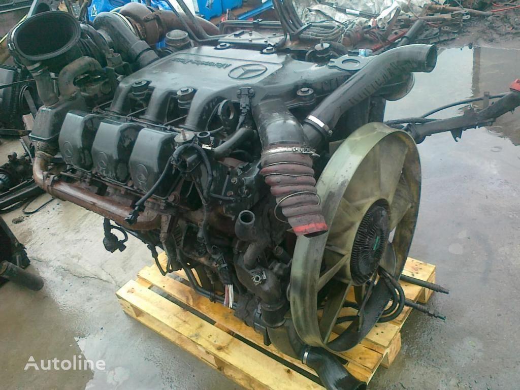 moteur pour MERCEDES-BENZ OM 501 LA V6 glowica blok pompa camion