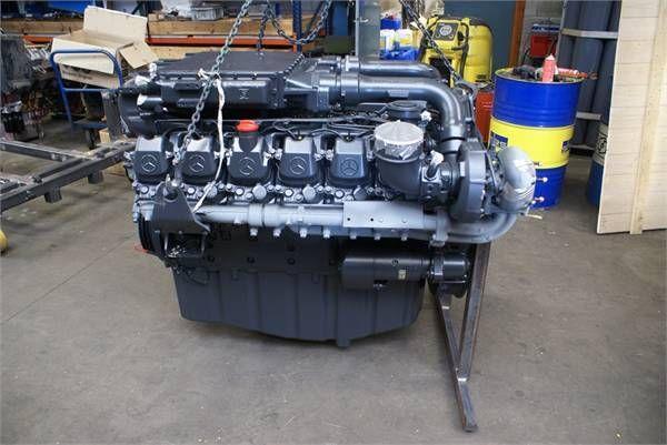 moteur pour MTU 12V183 LONG-BLOCK excavateur