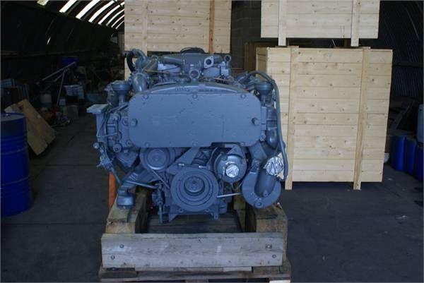 moteur pour MTU 8V183 TE93 autre matériel TP