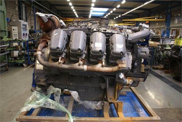 moteur pour SCANIA DC16 autre matériel TP