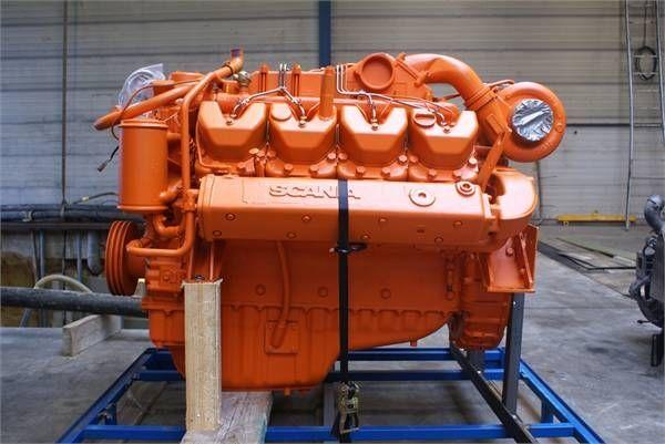moteur pour SCANIA DI14 autre matériel TP