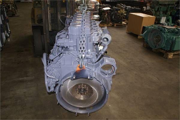 moteur pour SCANIA DSC 12 01 camion