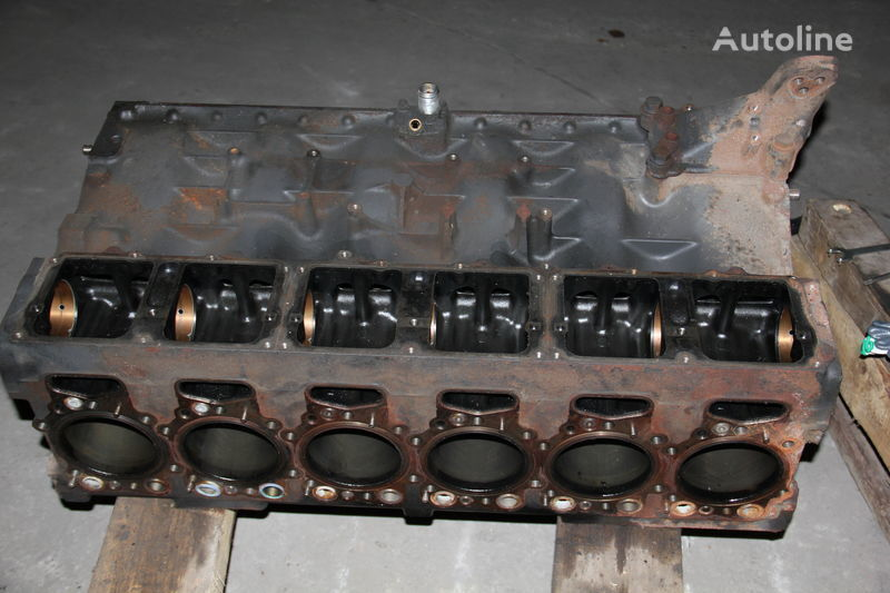 Scania DT 12 DC12 BLOK SILNIKA Euro 4 Euro 5 moteur pour SCANIA SERIE  R tracteur routier