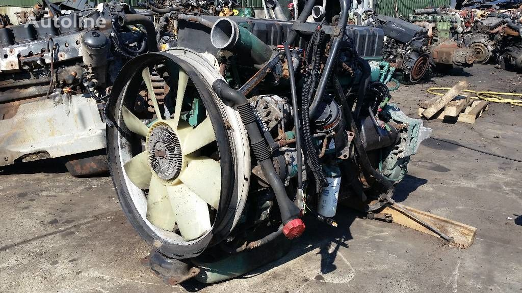 moteur pour VOLVO D12A380 185 EC96 camion