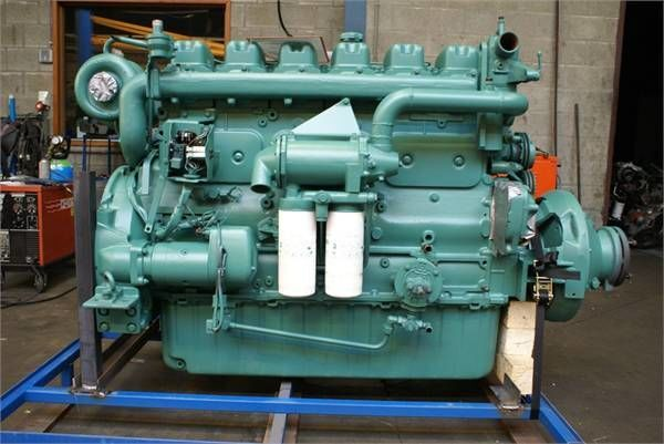 moteur pour VOLVO TD121C rouleau compresseur