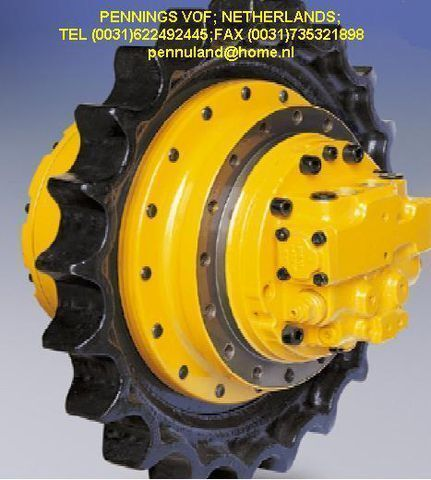 all brands FINAL DRIVE,reducer,trackmotor,rupsmotor,eindaandrijving moyeu pour excavateur neuf